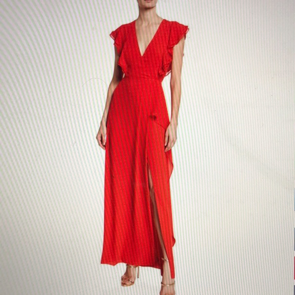 7479d50131c0 BCBGMaxAzria Dresses   Red Bcbg Dress Worn Once To Host Event Sz 4 ...